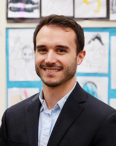 Ryan J. Martin, Ph.D., NCSP